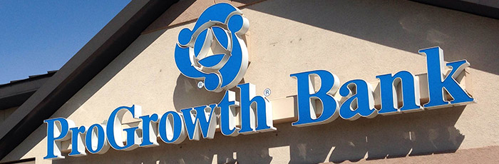About ProGrowth Bank