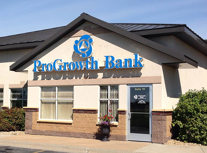 ProGrowth Bank Mankato, MN Location